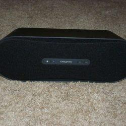 Creative D100 Wireless Bluetooth Speaker