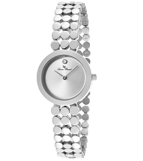 Lucien Piccard Women's Stainless Steel Bracelet Watch