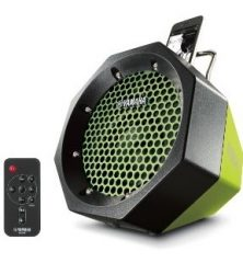 Yamaha PDX-11 30-Pin iPod/iPhone Speaker Dock Green