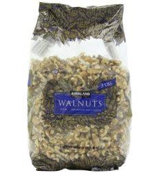 Hạt óc chó hiệu Kirkland Walnuts
