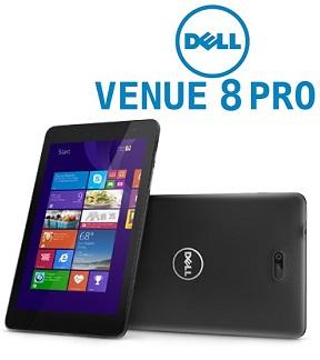 Dell Venue 8 Pro Windows 8.1