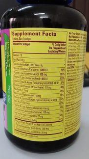 Nature Made Prenatal Multi-Vitamin Plus DHA