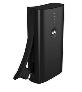 Motorola Universal Charger Power Pack 3000 for Apple iPhone, Samsung