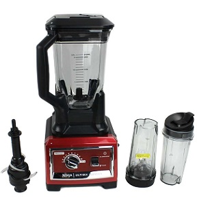 Ninja Ultima 1500W High-Speed Dual Stage 72-Oz Blender BL810