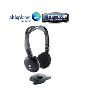 Able Planet IR210T Infared Wireless Headphones