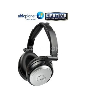 Able Planet NC190SM Travelers Choice Active Noise Canceling Headphones