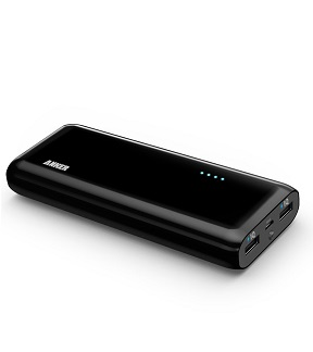 Anker® 2nd Gen Astro E5 16000mAh Portable Charger External Battery Power Bank with PowerIQ