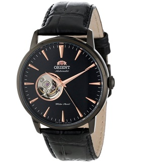 "Orient Men's FDB08002B ""Esteem"" Stainless Steel Automatic Watch"