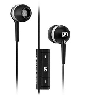 Sennheiser MM 30G In-Ear Headset with In-line Remote Control