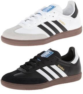 adidas Originals Men's Samba Soccer-Inspired Sneaker