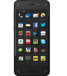 Amazon Fire Phone – 32GB – 4G LTE (AT&T Unlocked)