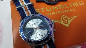 Stuhrling Original Men's Gen-X Freedom Watch