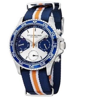 Stuhrling Original Men's Gen-X Freedom Watch