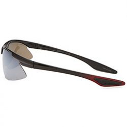 COLUMBIA Men's Sports Black Sunglasses