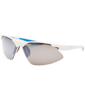 Columbia CBC701-C03-77-11 Men's Sports White Sunglasses
