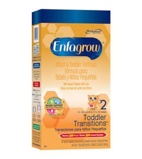 Enfagrow Toddler Transitions hàng xách tay