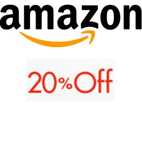 Amazon giảm 20% Quần áo, dầy dép, đồng hồ