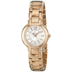 Bulova Women's 97L122 Dress Classic Goldtone Watch