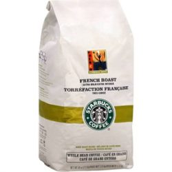 Cafe nguyên hạt Starbucks Whole Bean French Roast Coffee