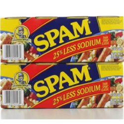 Thịt hộp Spam Less-Salt Lunch Meat