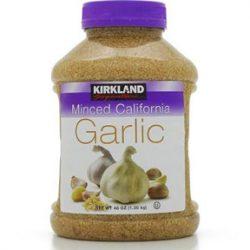 Tỏi đóng hộp Kirkland Garlic