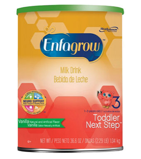 Sữa bột Enfagrow Toddler Next Step 3