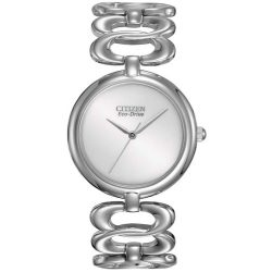 Citizen EM0220 Silhouette Eco-Drive Bracelet Watch