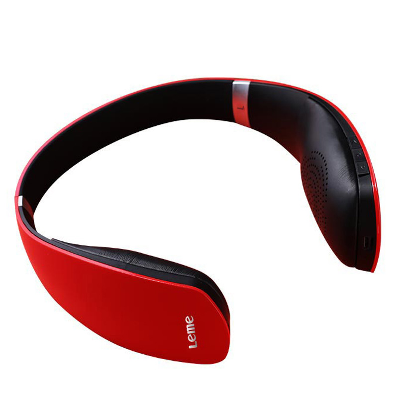 Tai nghe Bluetooth Leme EB30A Wireless Ergonomic Bluetooth 4.1 Over Ear Headphone