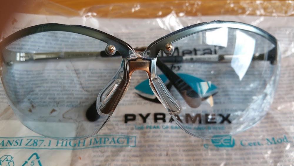 Pyramex V2-Meta - Xanh nước biển