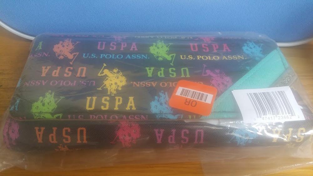 Ví nữ U.S. Polo Assan