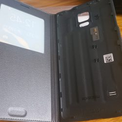 Samsung Galaxy Note 4 SView FlipCover Black