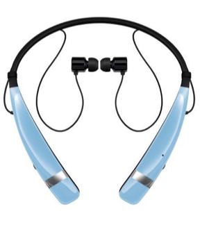 LG Tone Pro HBS-760 Wireless Bluetooth Headphones