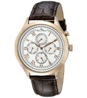 Đồng hồ Lucien Piccard LP-10333-RG-02-BRW Besana