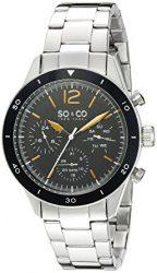 SO&CO New York Men's 5032.1 Yacht Timer
