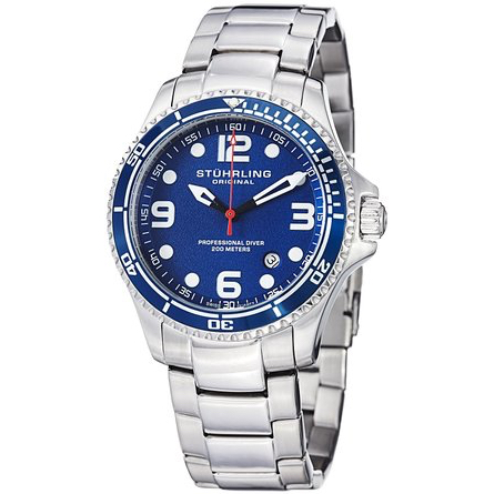 Stuhrling Original HN593.33 Specialty Grand Regatta Dive Watches