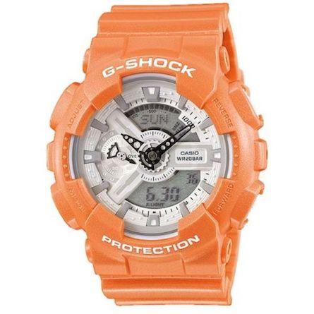 Casio GA-110SG-4ADR G-Shock Mineral Glass Watch