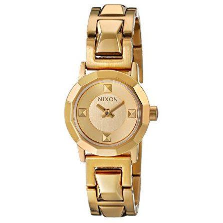 Nixon A339502 Women's Mini B SS Watch