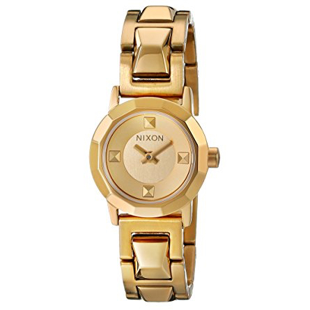 Nixon A339502 Women's Mini B SS Watch