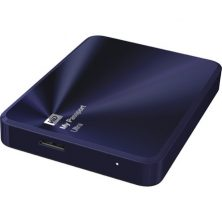 WD 3TB My Passport Ultra Metal Edition WDBEZW0030BBA-NESN