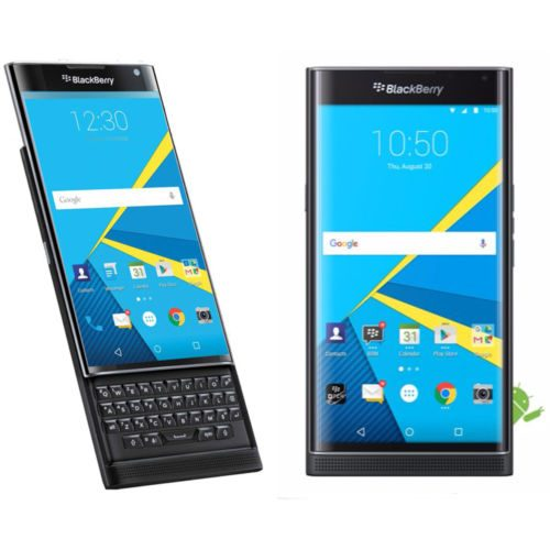 BlackBerry Priv - 32GB - Black STV100-1 (Unlocked) Smartphone