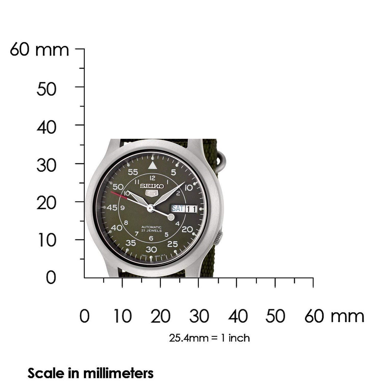 Đồng hồ Seiko 5 Quân đội – Seiko 5 SNK805 Automatic