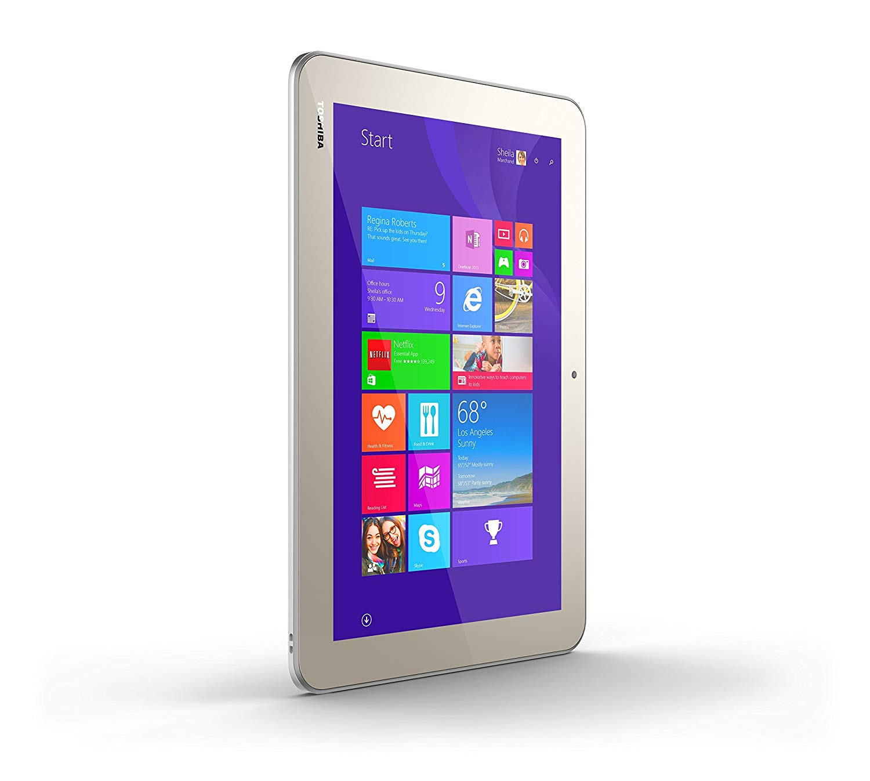 Toshiba Encore 2 WT10-A32 10.0-Inch 32 GB Tablet