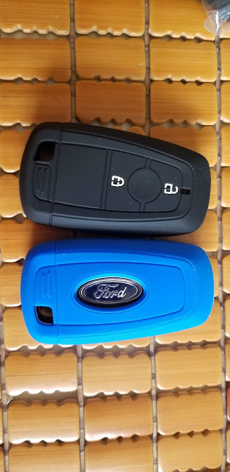 Bao da chìa khoá Silicon cho Ford Ecosport 2018