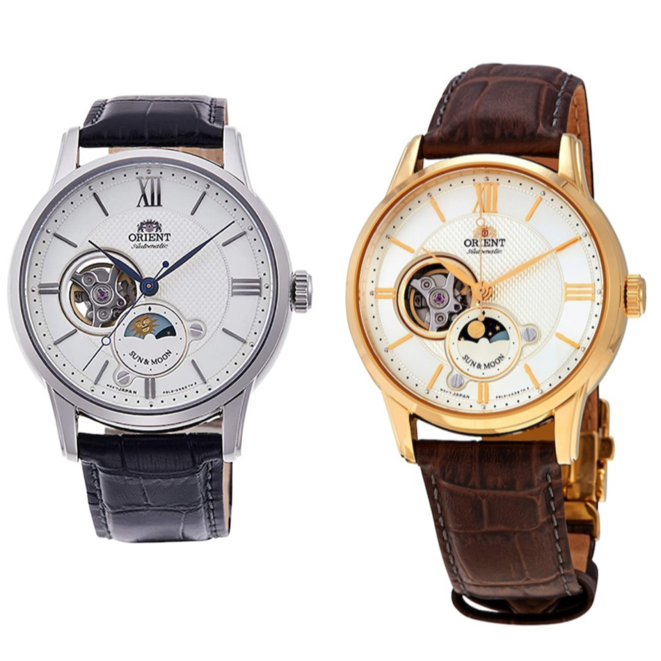 Orient Sun&Moon Automatic RA-AS0003S-4S