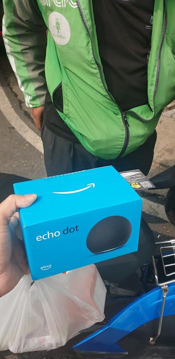 Amazon Echo Dot 4 - Thế hệ mới nhất 2021