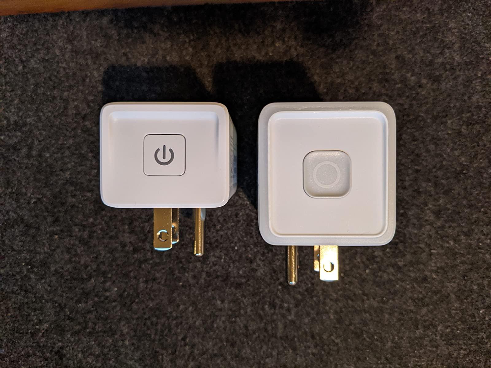 Ổ cắm điện wifi thông minh Tp-Link EP10 vs HS103