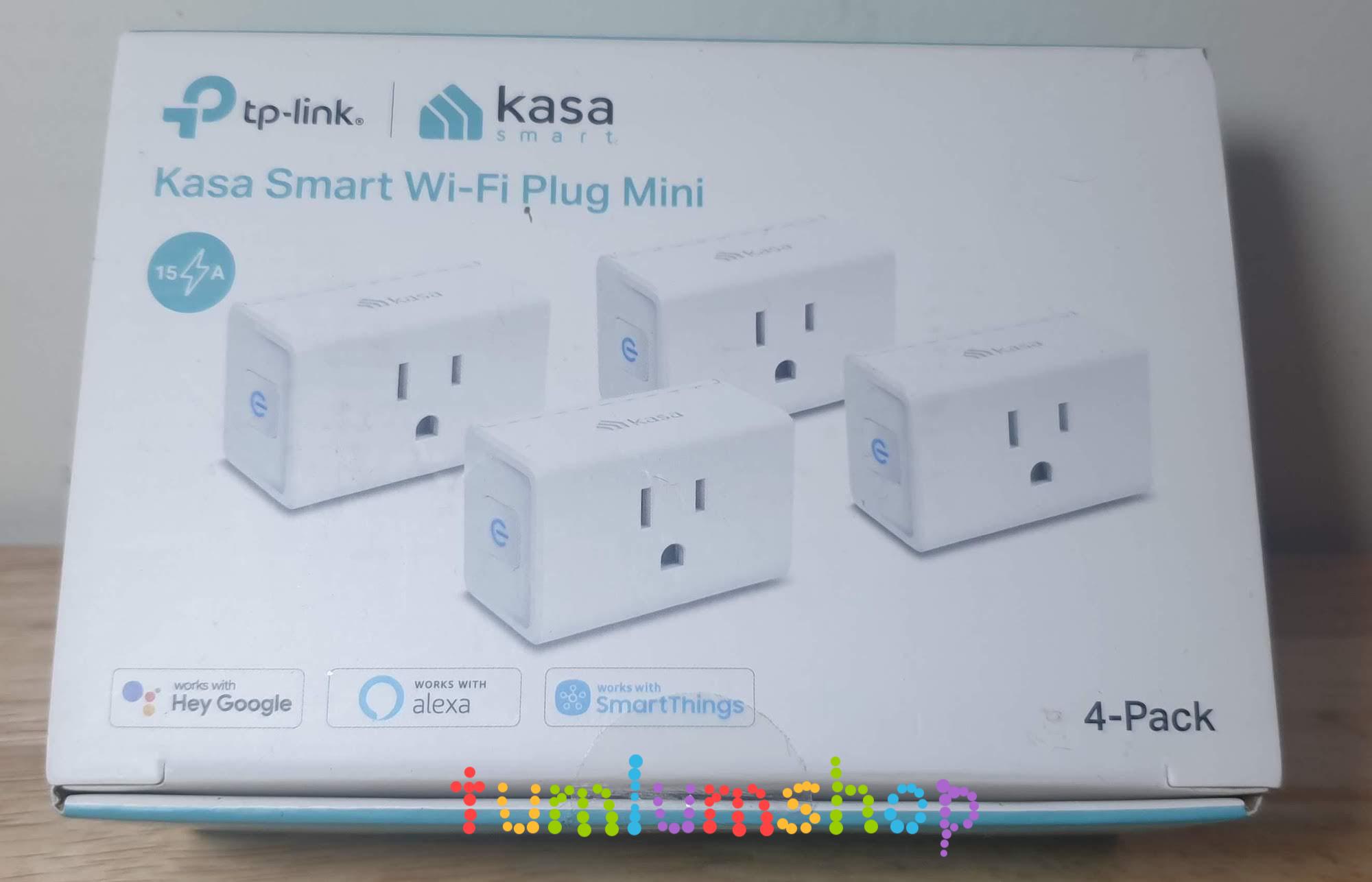 Ổ cắm điện thông minh Tp-Link EP10 hỗ trợ Alexa Google Assistant